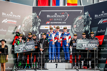 SMP Racing victorious Blancpain GT Series Endurance Cup race at Silverstone