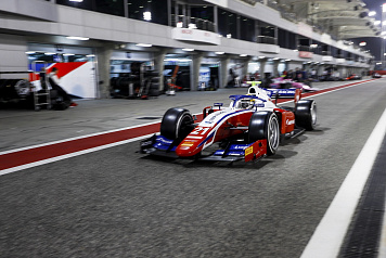 The FIA Formula 2 and FIA Formula 3 championships are placed on hold